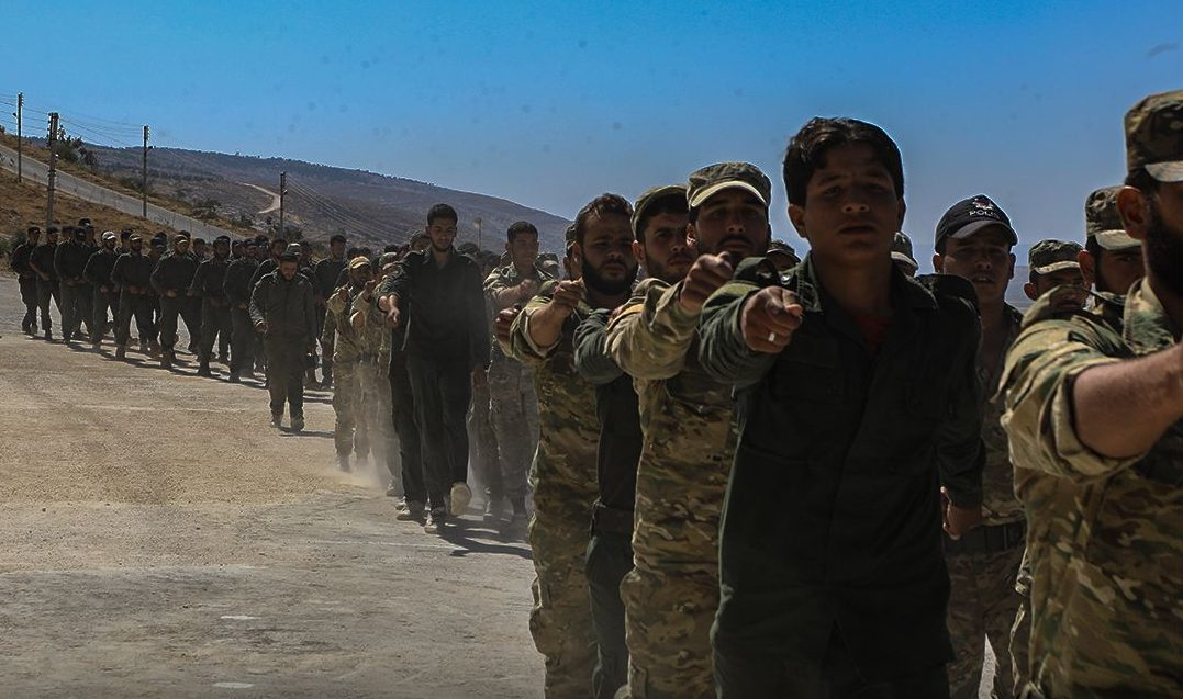Leaked Documents Revealed 11,000 Syrian Mercenaries Are Still Roaming In Libya