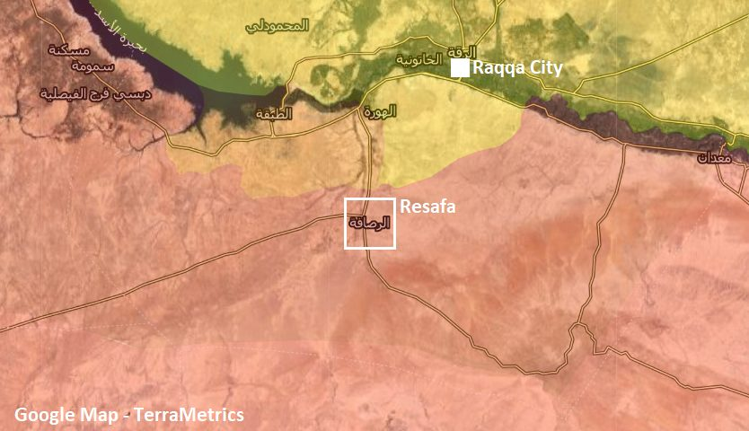 IED Attack Claims Lives Of Two Syrian Service Members In Southern Raqqa