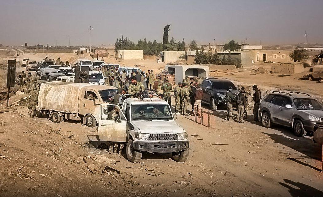 More Syrian Militants Arrive In Libya Despite Mounting Losses