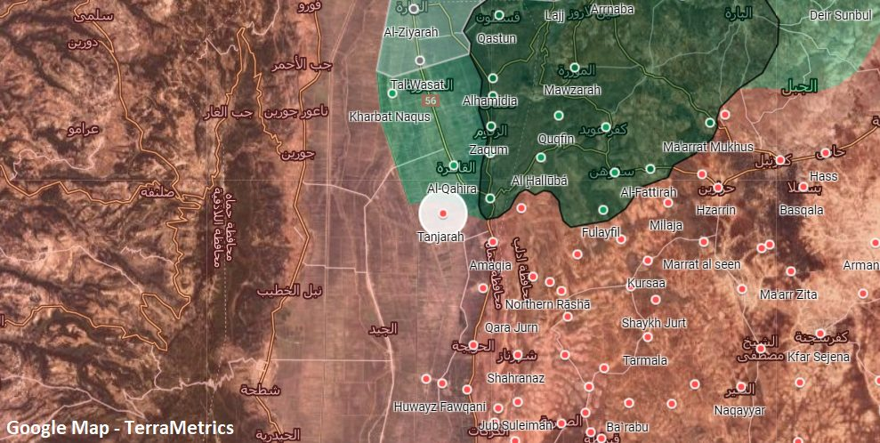 Al-Qaeda Terrorists Launch Surprise Attack On Syrian Army Positions In Northwestern Hama (Videos, Map)