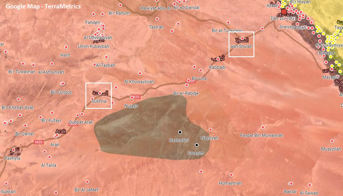 ISIS Terrorists Kill, Injure 15 Syrian Service Members In Large Attack On Eastern Homs