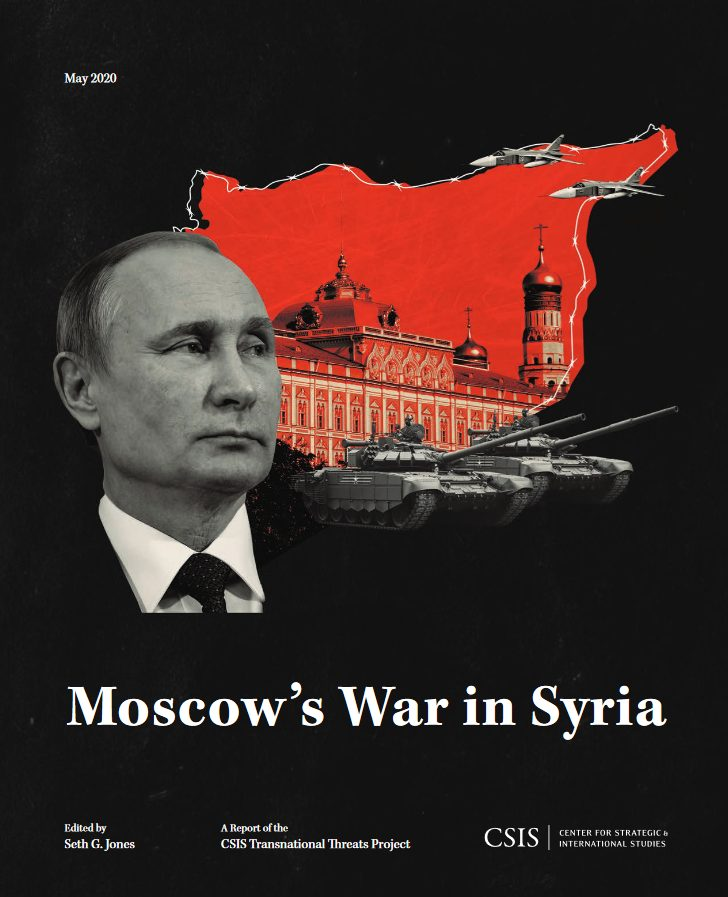 Russia's Misdemeanors In Syria: A US-Funded Think Tank Point Of View
