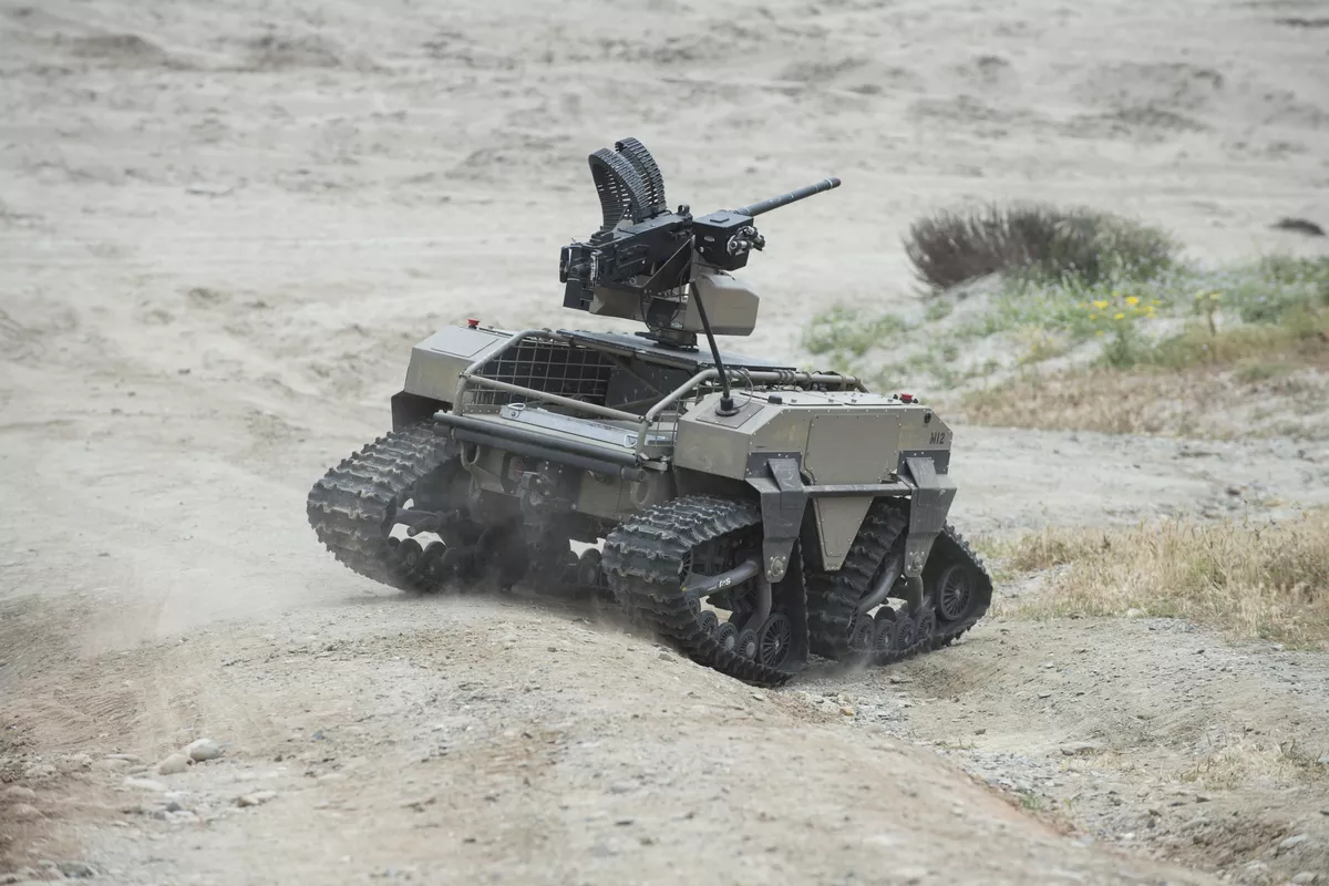 The Future Of War-Making When A.I. Joins The Fray