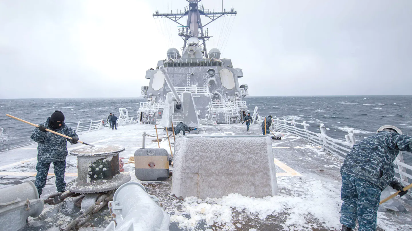 United States Works To Limit Freedom Of Navigation On Northern Sea Route