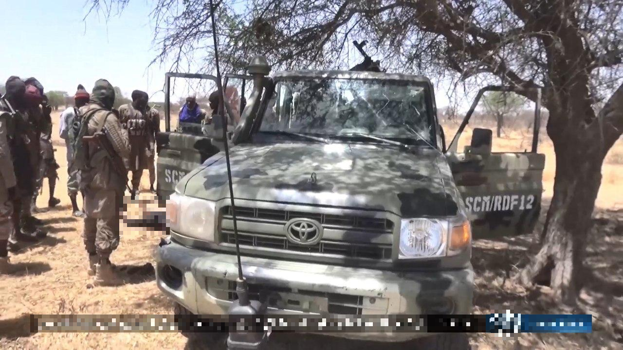 ISIS Intensifies Attacks In Nigeria. Ambushes & Shelling Became Daily Practice (Photos)