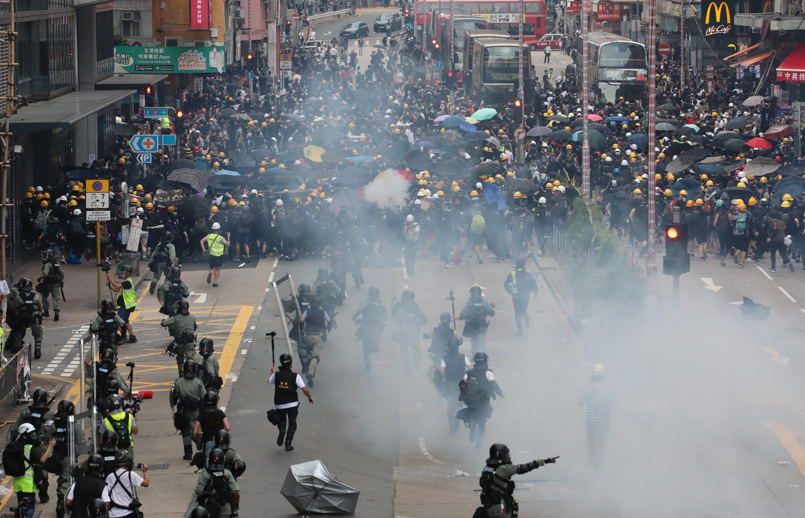 China Proposes New National Security Law For Hong Kong As Only Result Of More Than A Year Of Protests