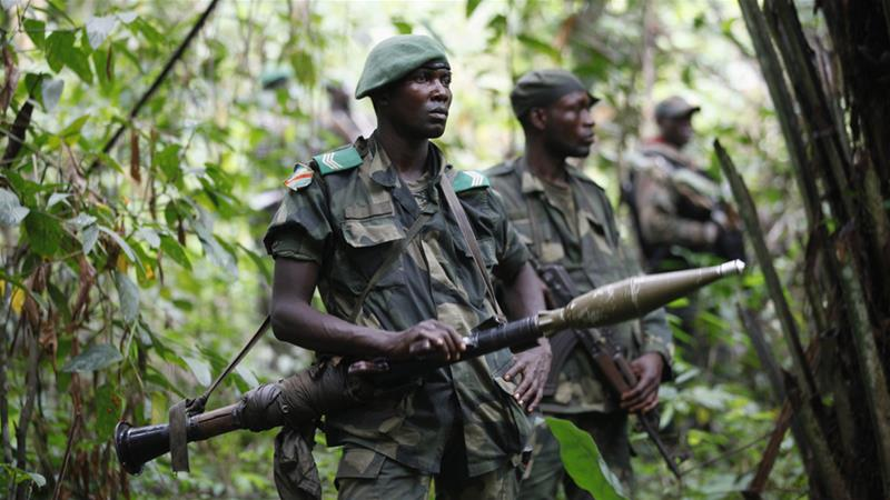 """At Least 40 Killed In """"Allied Democratic Forces"""" Attack In Northeastern Congo"""
