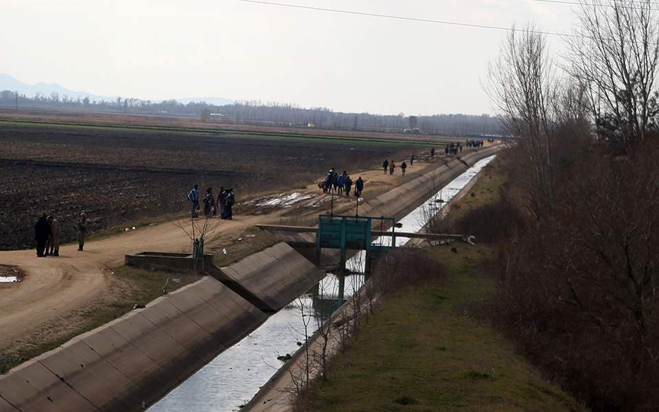 Greece Accuses Turkey Of Seizing Border Territory, Since Evros Riverbed Changed