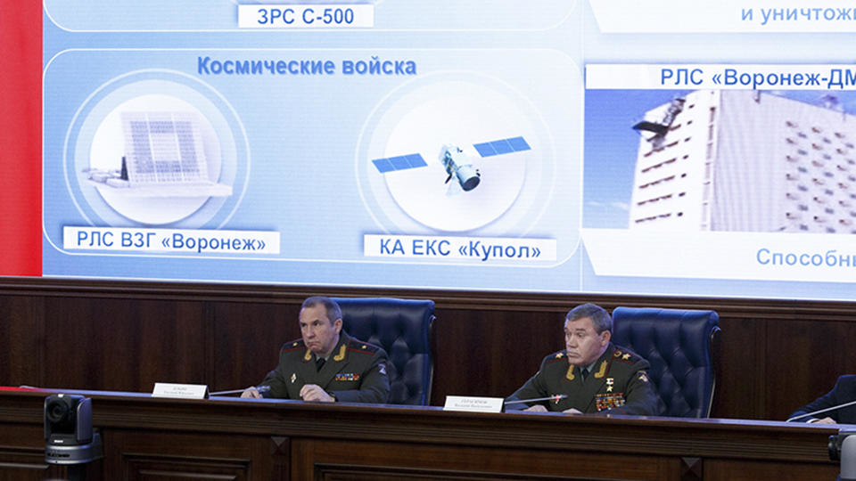 Russia To Launch 4th Satellite Of Its EKS Kupol Missile Early Warning System