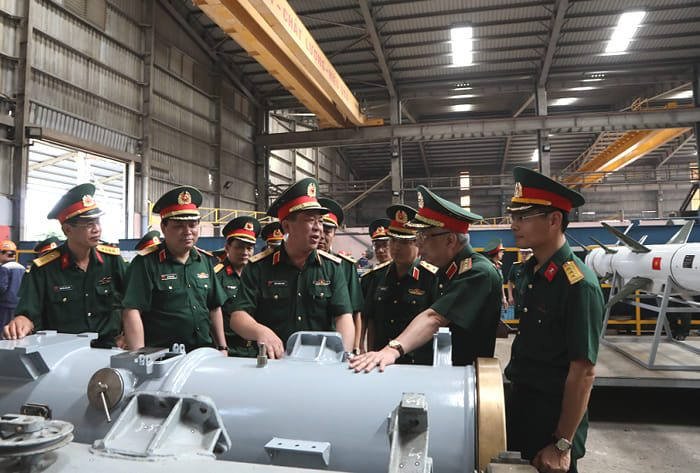 Vietnam To Begin Producing Indigenous Anti-Ship Missiles Based On Russian KH-35UE
