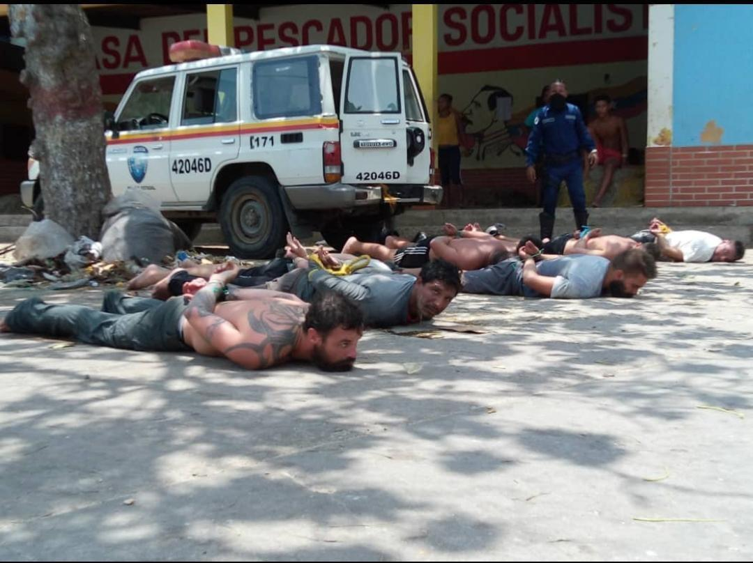 "Second ""Terrorist Infiltration"" Foiled By Venezuelan Authorities In As Many Days"