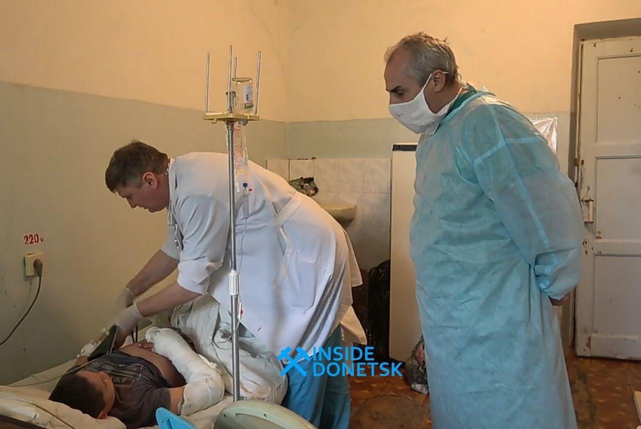 Military Porovcations: Kiev Regime Forces' Strikes Injure Children In Eastern Ukraine (Photos)