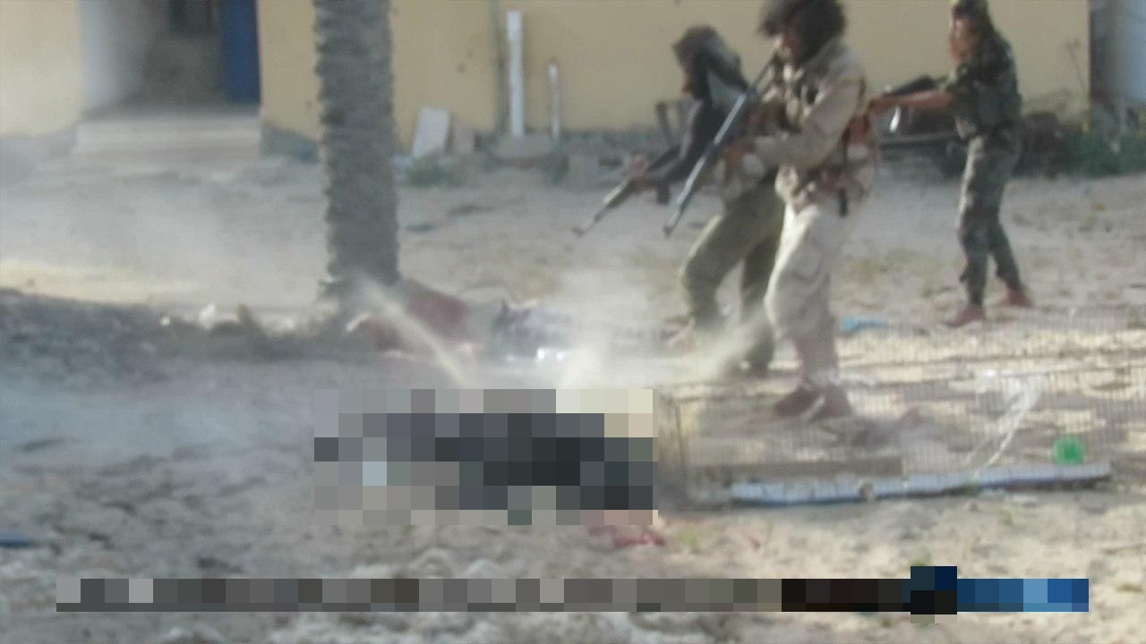 ISIS Terrorists Kill, Injure 17 People In Brutal Attack In Egypt's Sinai (Photos)