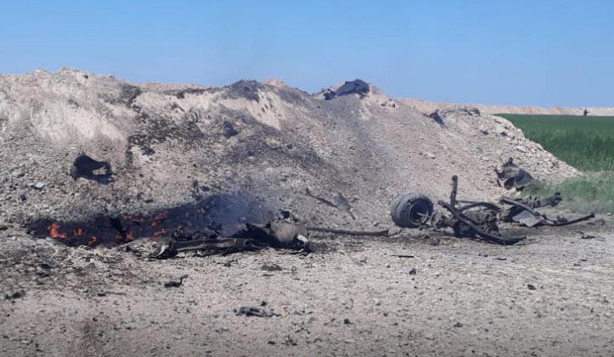IED Attack Kills, Injures Several Turkish-Backed Militants In Northern Raqqa