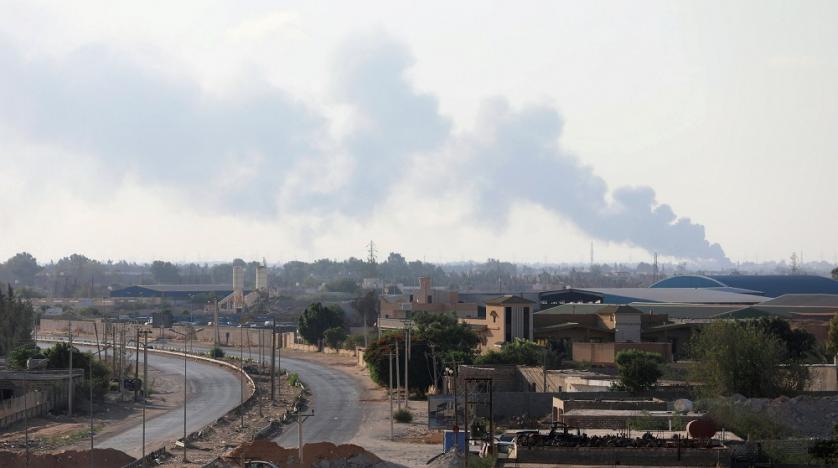 Haftar's Forces On The Back Foot As GNA Moves Towards Tarhuna