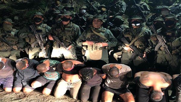 Venezuelan Authorities Arrest 14 More Suspected Mercenaries, Including 1 Woman