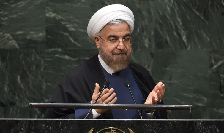 Iranian President Says Tehran Ready To Negotiate With Washington If It Apologizes For Leaving Nuclear Deal