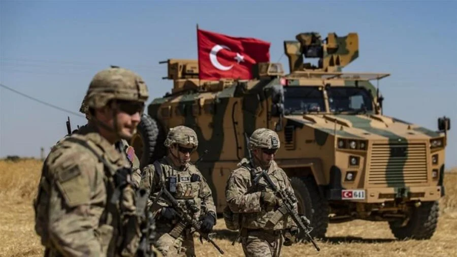 Turkey Launches Second Operation In Northern Iraq Within The Same Week