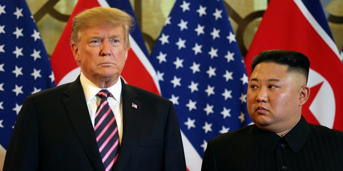 """Never Again"": Frustrated North Korea Says Trump-Kim Bromance Is Over"