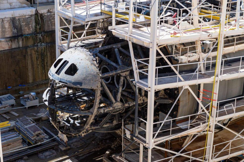 In Photos: French Nuclear Submarine Burned To Ashes Following Incident At Toulon Port