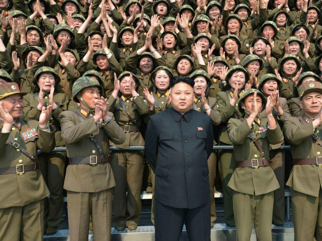 North Korea Sends Troops & Ships To Border As More Attention-Grabbing 'Explosive Displays' Loom