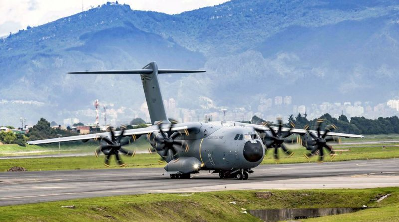 Role Of Military Transport Aviation In Ensuring Strategic Mobility Of NATO Forces