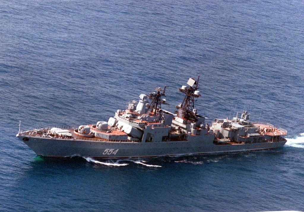 Russian Contribution To Fight Against Piracy Off Coast Of Somalia