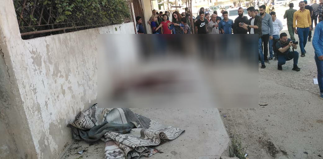 Suicide Bomber Blew Himself Up In Syria's Al-Qamishli (Photos, Video)