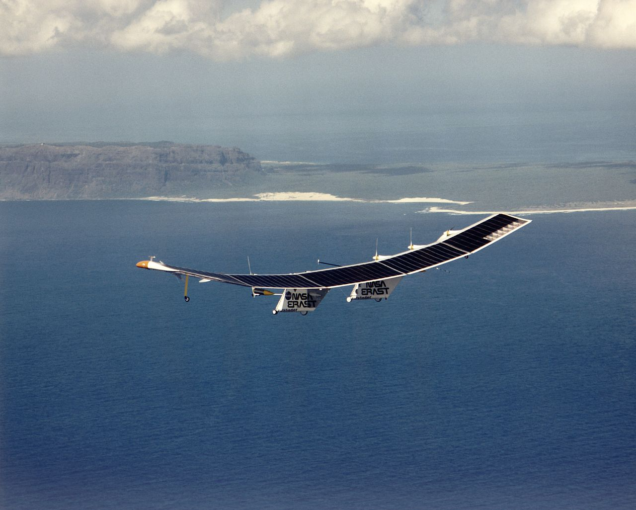 Global Focus On Solar-Powered High Altitude Long Endurance UAVs