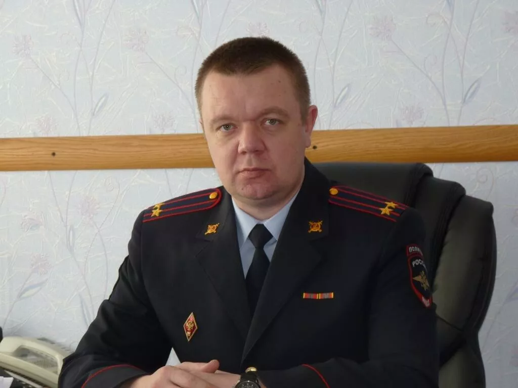 Russian Interior Ministry Official Arrested For Being Alleged Ukrainian Spy