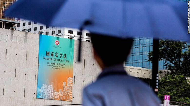 Beijing Passes Hong Kong National Security Law