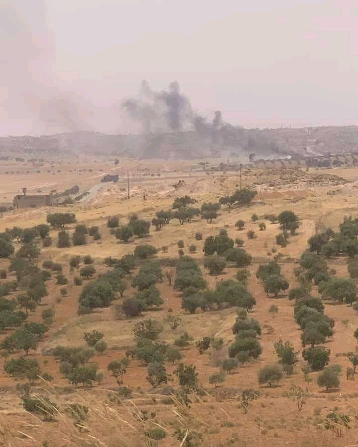 Haftar's Forces Capture Al-Asaba And Push On Gharyan, As GNA Appears To Retreat