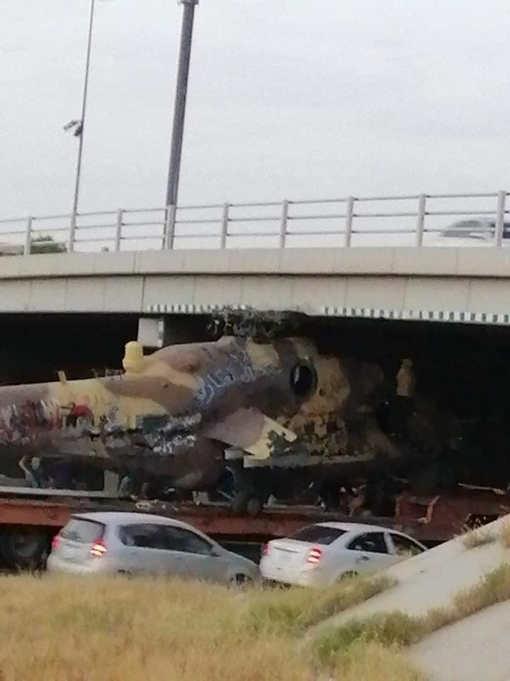 Fighting Throughout Libya Stalls, As Diplomatic Games Take Place