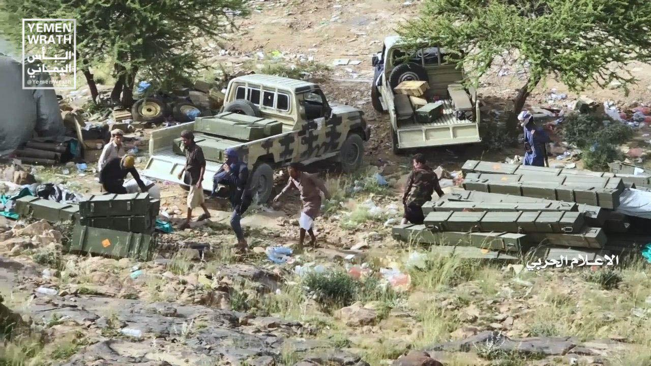 Houthis Turn Saudi-led Forces Back In Marib And Bayda Governorates (Map, Photos)