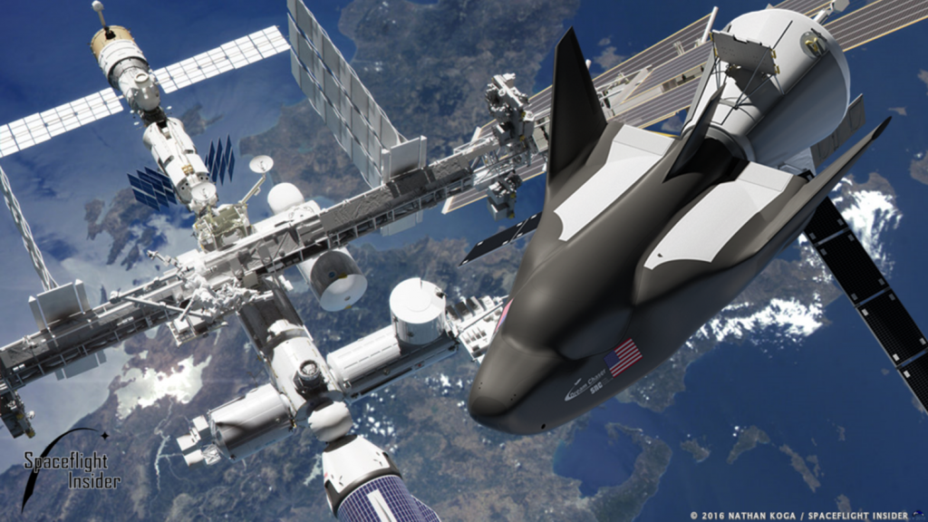 Development Of United States' Reusable Air And Space Vehicle Dream Chaser