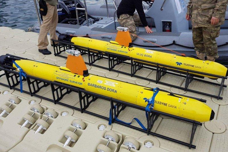 Convenience Of Modular Gavia-Type Autonomous Underwater Vehicle In Underwater Warfare