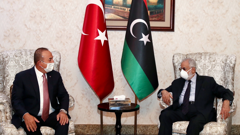 Turkish Foreign Minister Visits Libya, As The Time To Pay The Piper In Oil Has Come