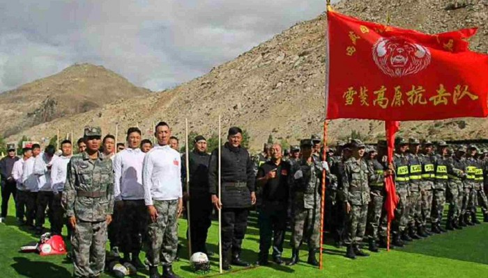 China Recruits MMA Fighters For Its Border Militia To Counter India