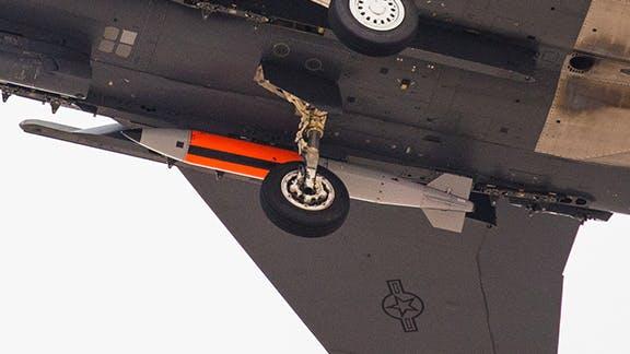 U.S. Successfully Tests Its New B61-12 Nuclear Gravity Bomb On F-15E Strike Eagle Jet