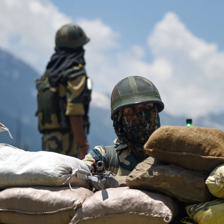 Indian Troops Allowed To Use Firearms In Border Standoff With China: Reports
