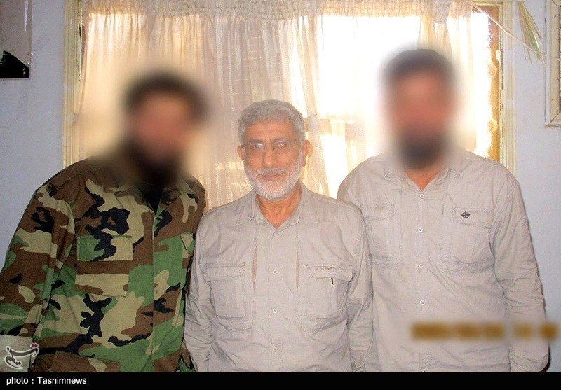 Iran's Quds Force Commander Paid Visit To Syria Few Days After Israeli Strikes