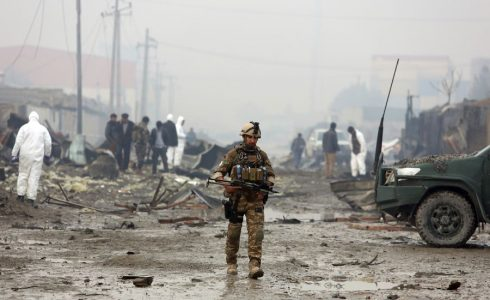 Dramatic Increase In Violence In Afghanistan Ahead Of Planned Intra-Afghan Peace Talks