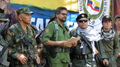 Colombia: Commander Of The FARC-EP Calls For An End To The War On Drugs