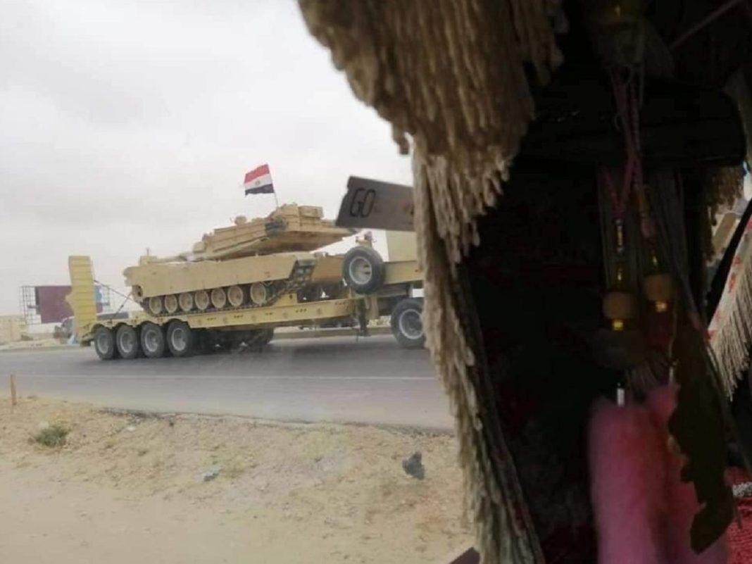 GNA Rejects Egypt's Ceasefire, Likely Prompting Cairo To Join The Fray