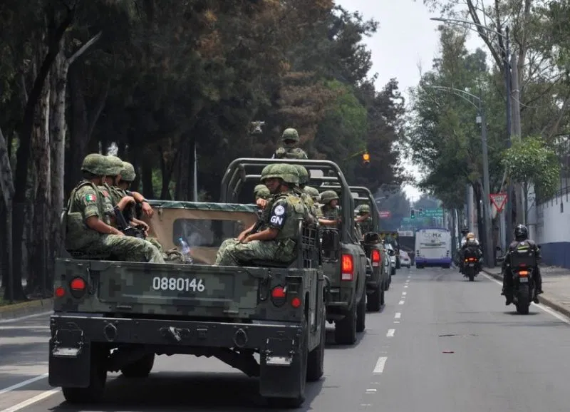 Mexican Army To Take Part In Internal Security Operations, Since Cartels Act Without Impunity