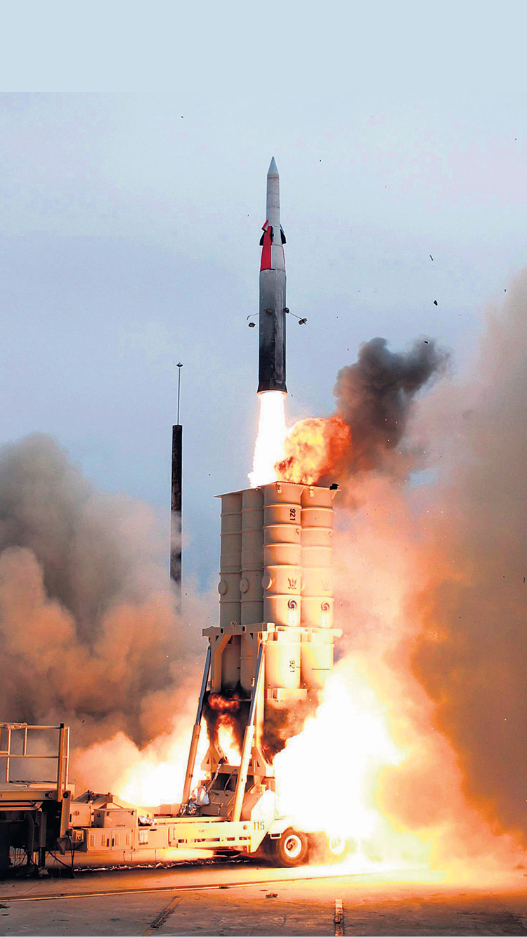 Brief Summary Of Israeli Missile Programs And Capabilities