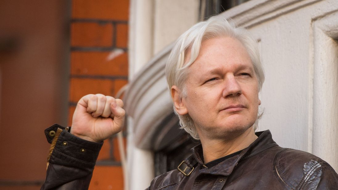 The US Appeals the Assange Ruling