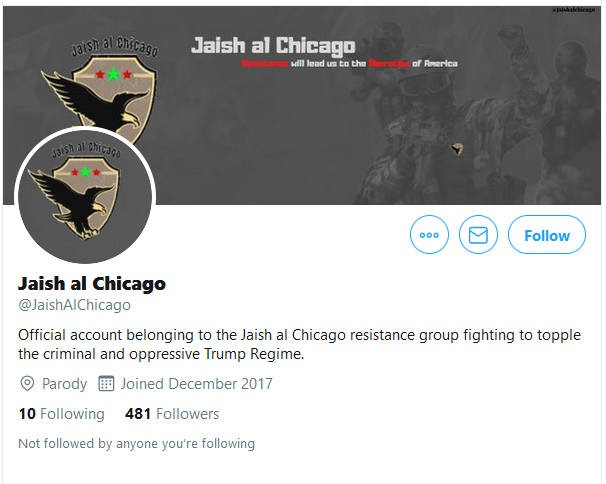 """""""Trump Must Go"""": Novelty Accounts On Twitter Represent U.S. """"Moderate Opposition"""""""