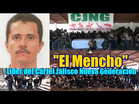 Mexico: The Evolution Of The Drug Wars And The Cartel Jalisco Nueva Generación