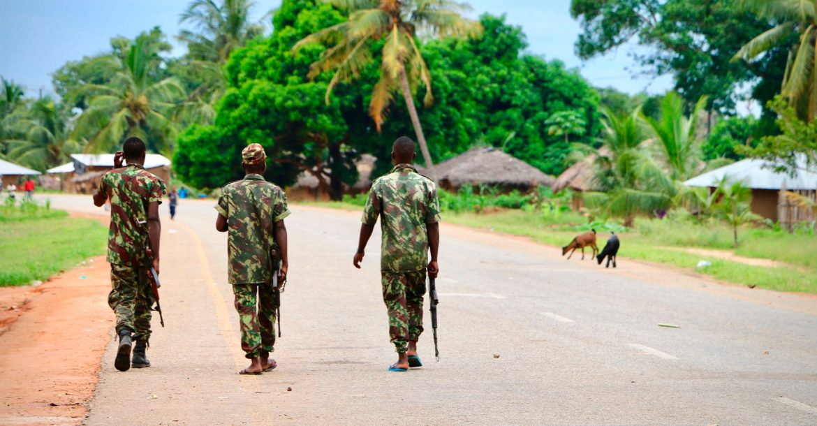 Mozambique Army Claims Success Against ISIS, While Militants Showcase Captured Hardware